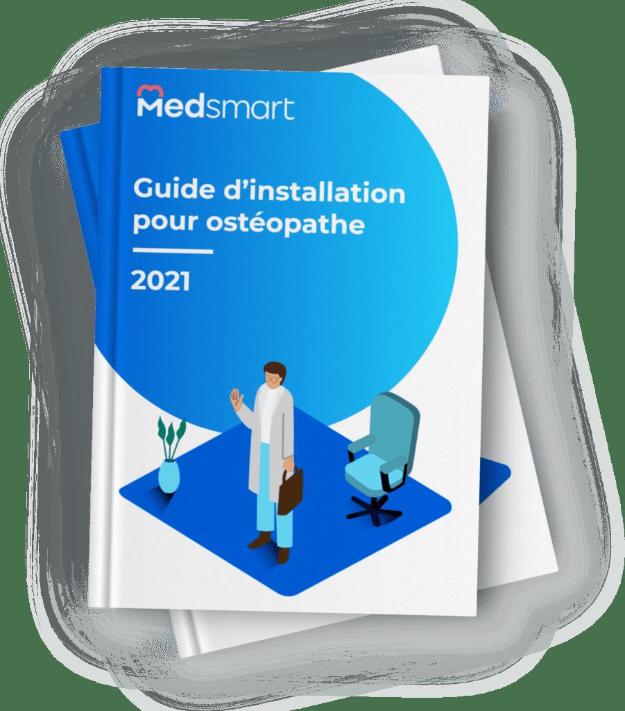 Illustration Guide d'installation pour Ostéopathes